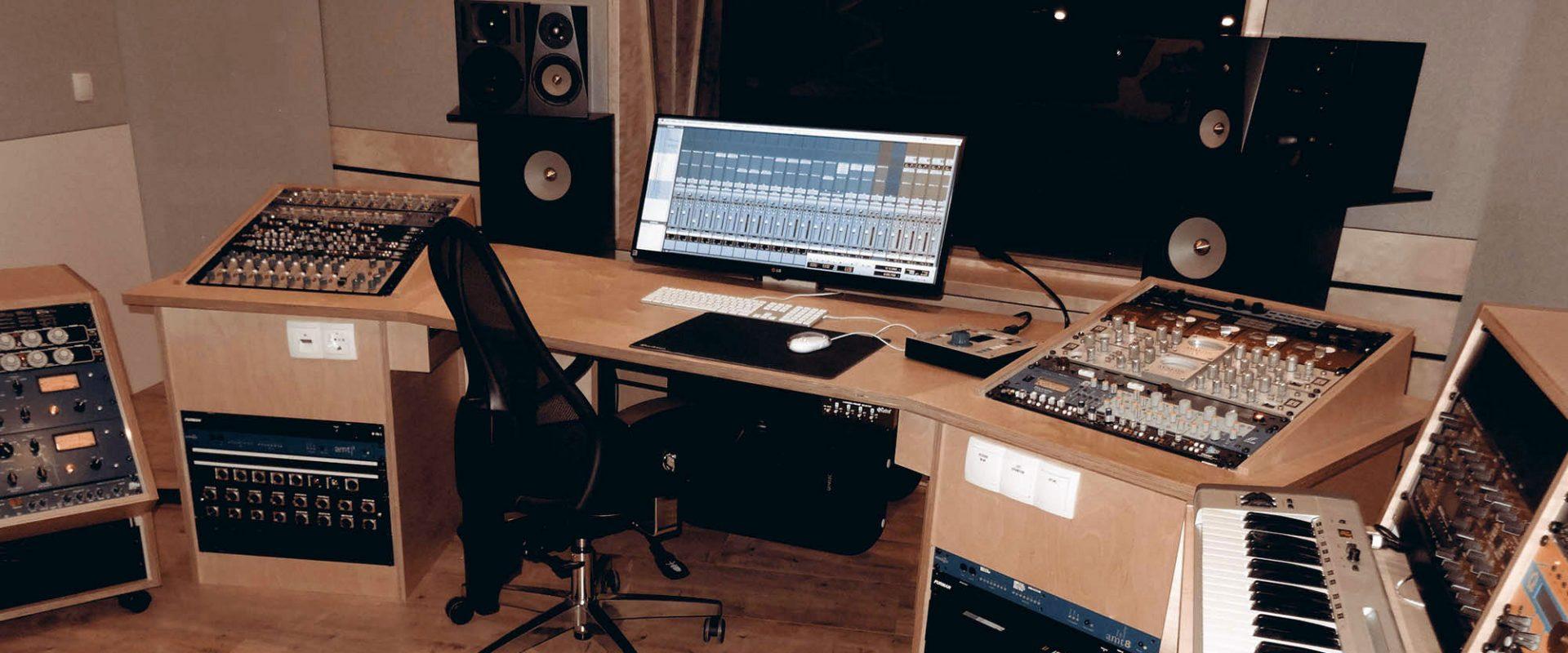 RoRo Soundstation Tonstudios Mühlviertel