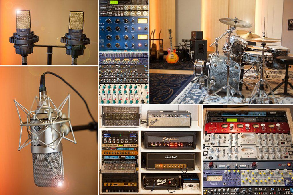 Equipment Austria