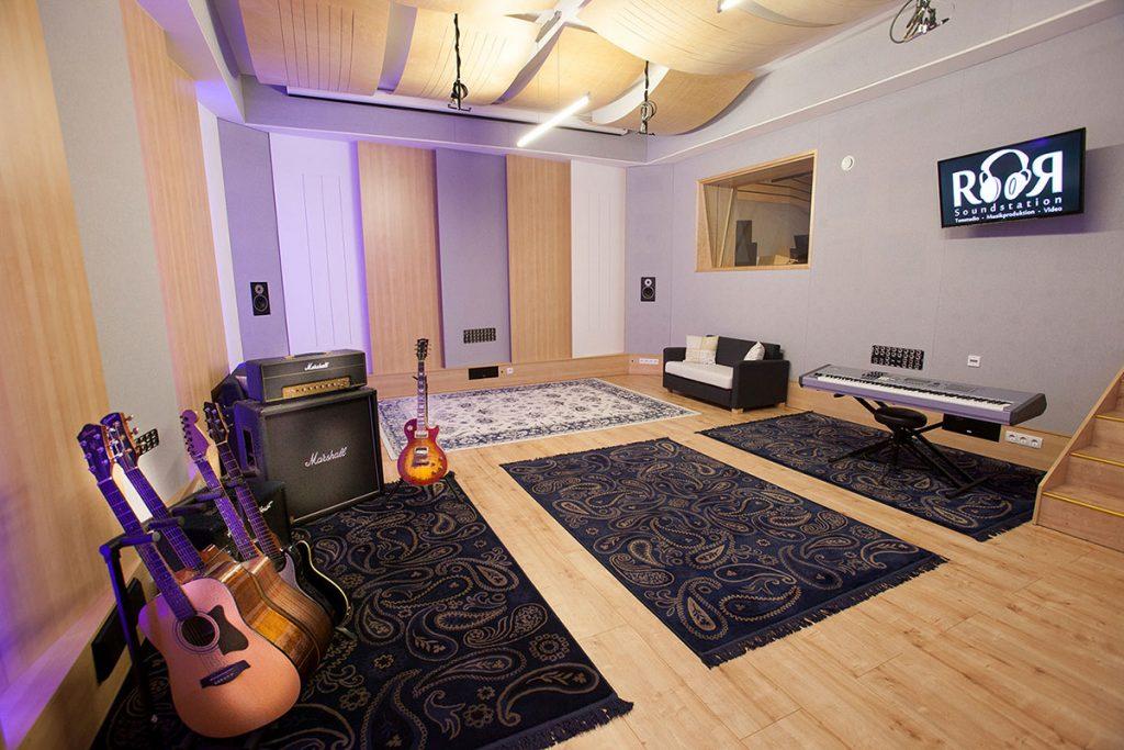 Recording Room Austria
